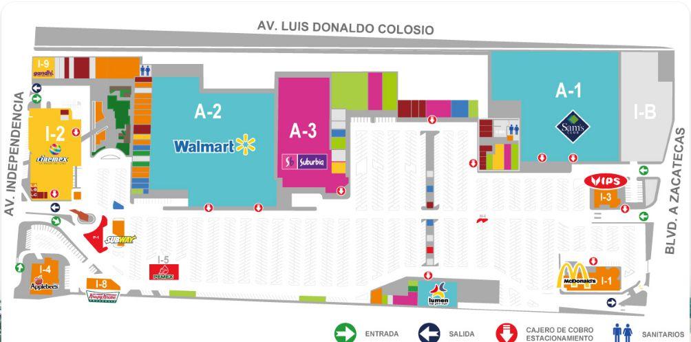 Centro comercial mapa 35565 tweb - Galeria comercial ...