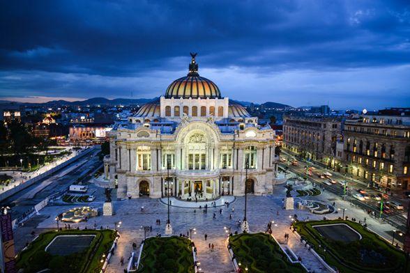 10 atractivos imperdibles de Ciudad de México