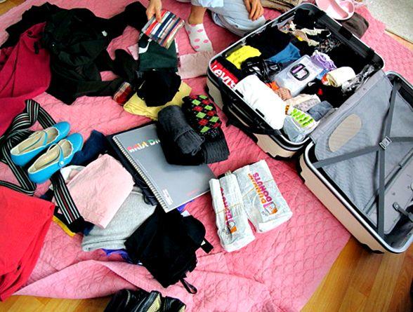 520befd96 10 cosas que no pueden faltar en tu maleta de viaje | Tiendas Info MX