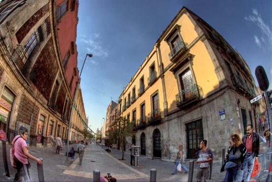 3 paseos peatonales para disfrutar el Centro Histórico de Ciudad de México imagen