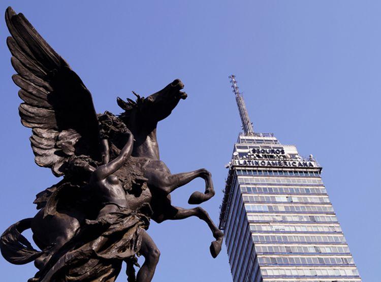 9 datos que quizás desconocías de la Torre Latinoamericana  imagen