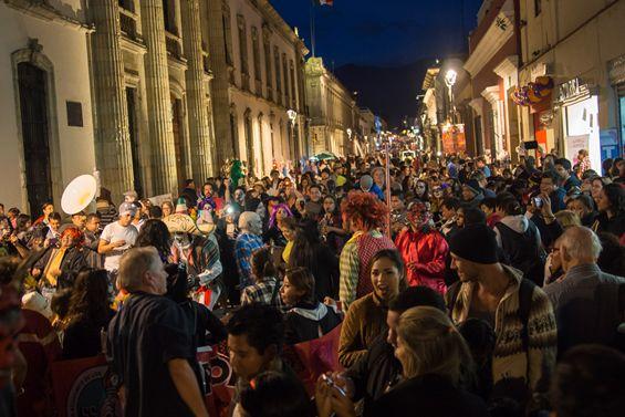 De compras en la calle más bonita de Oaxaca