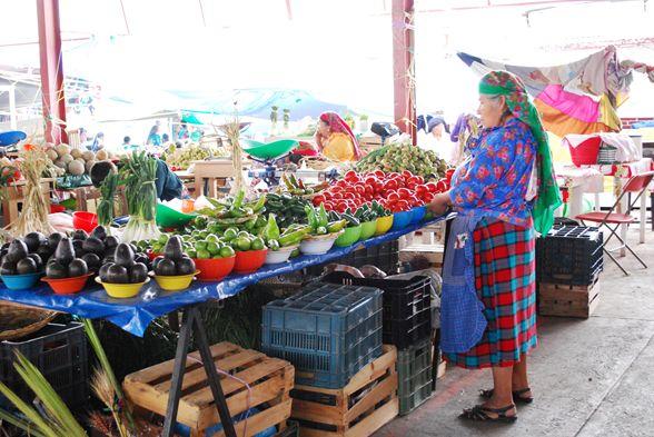 Experiencias: día de tianguis indígena en Tlacolula