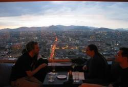 Miradores de lujo para ver la Ciudad de México al anochecer