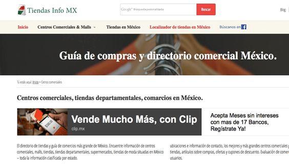 Tiendas Info Mx, el buscador comercial que hace más fáciles tus compras imagen